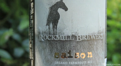 Rockmill Brewery_s Saison